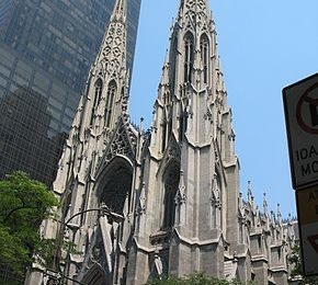 Catedrala St. Patrick – New York, SUA