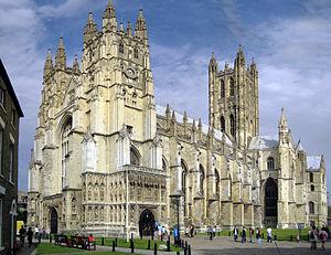Catedrala Canterbury – Anglia