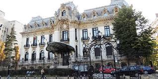 "Muzeul Național ""George Enescu"", Palatul Cantacuzino"