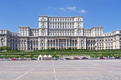 Tur Virtual Camera Deputaților – Palatul Parlamentului