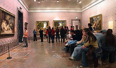 Muzeul Prado, Madrid