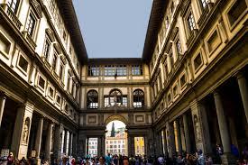 Galeria Uffizi, Florenţa